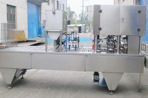 Cup Water Filling Machine