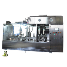 Carton Juice Milk Vinegar Filling Machine