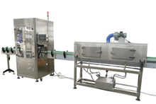 Bottle Sleeve Shrink Labeling Machine