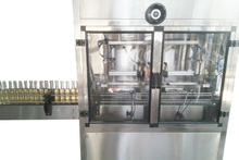 Olive Oil Filling Machine