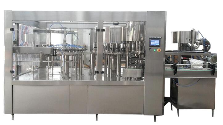 High-end beverage machinery is the development trend in the future